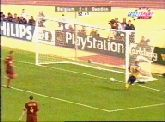 10-Jun-2000 - Belgium-Sweden - Goal by Mjallby (Sweden) on 53' (2-1)
