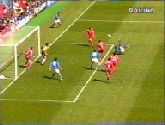 11-Jun-2000 - Turkey-Italy - Goal by Conte (Italy) on 52' (0-1)