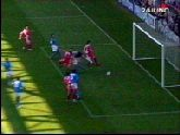 11-Jun-2000 - Turkey-Italy - Goal by Okan (Turkey) on 61' (1-1)
