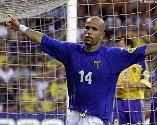 19-Jun-2000 - Italy-Sweden - Goal by Di Biagio (Italy) on 39' (1-0)