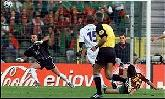 28-Jun-2000 - France-Portugal - Goal by Nuno Gomes (Portugal) on 19' (0-1)