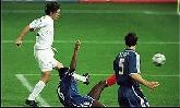 02-Jul-2000 - France-Italy - Goal by Delvecchio (Italy) on 56' (0-1)